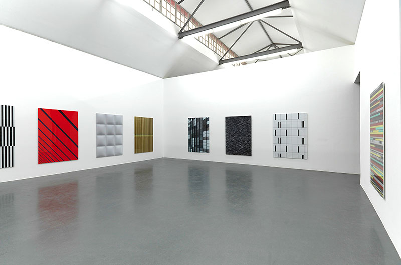 Walter Storms Galerie, Munich 2015