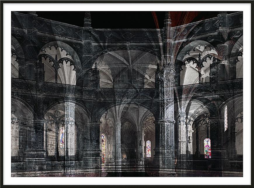 Hieronymus II, 2016, 166 x 225,5 cm (61x 86,6 inches)