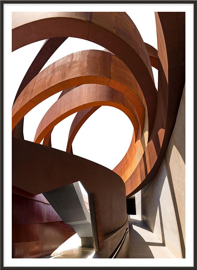 Holon, 2017, 230 x 168cm [architect: Ron Arad]