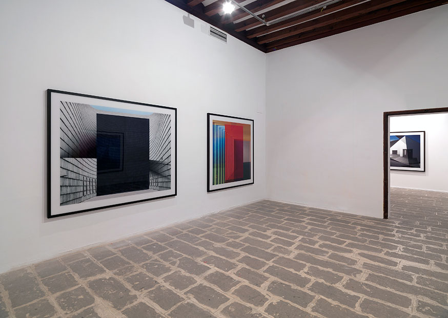 "Museo Casal Solleric, Palma, Spain Roland Fischer, ""Architectures"", 2015"