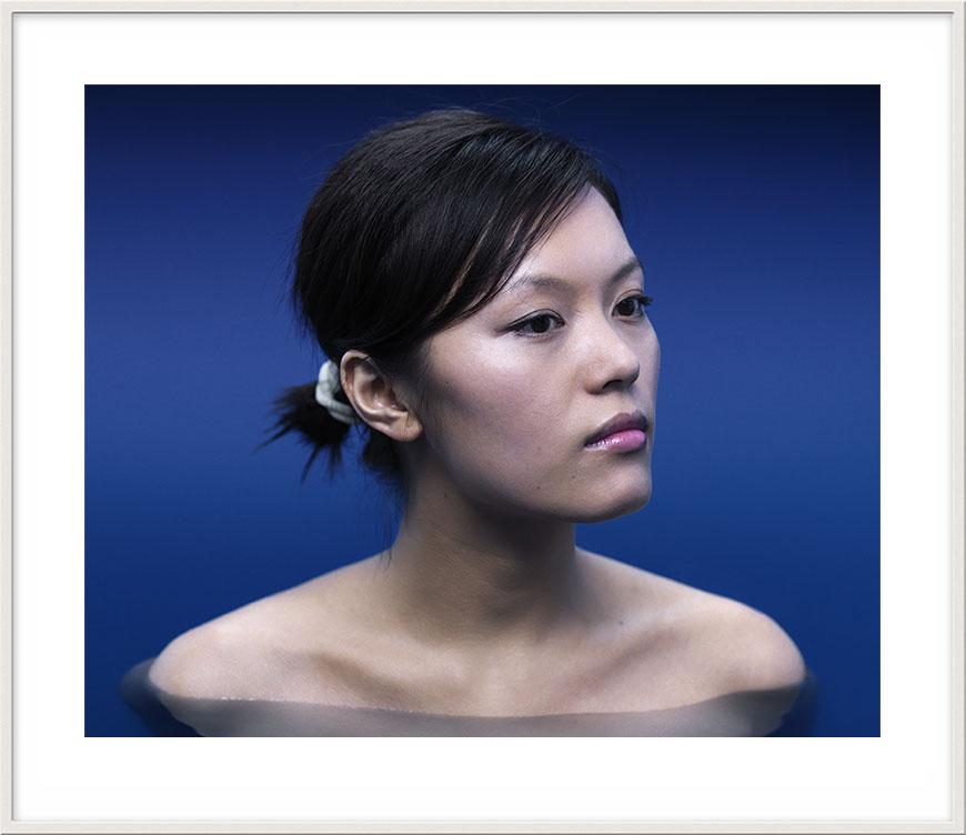 Chun Shu #2962, 2007, 141 x 162 cm (55 1/2 x 63 3/4 inches)