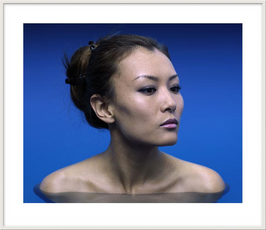 Duan Duan #3970, 2007, 141 x 162 cm (55 1/2 x 63 3/4 inches)