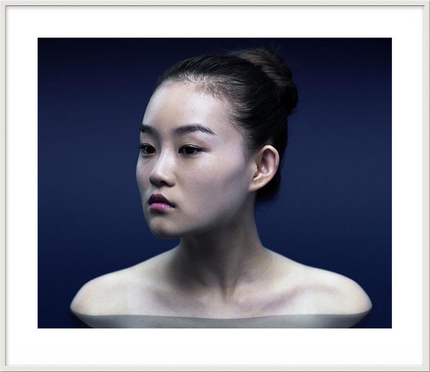 Qiao Qi #3204, 2007, 141 x 162 cm (55 1/2 x 63 3/4 inches)