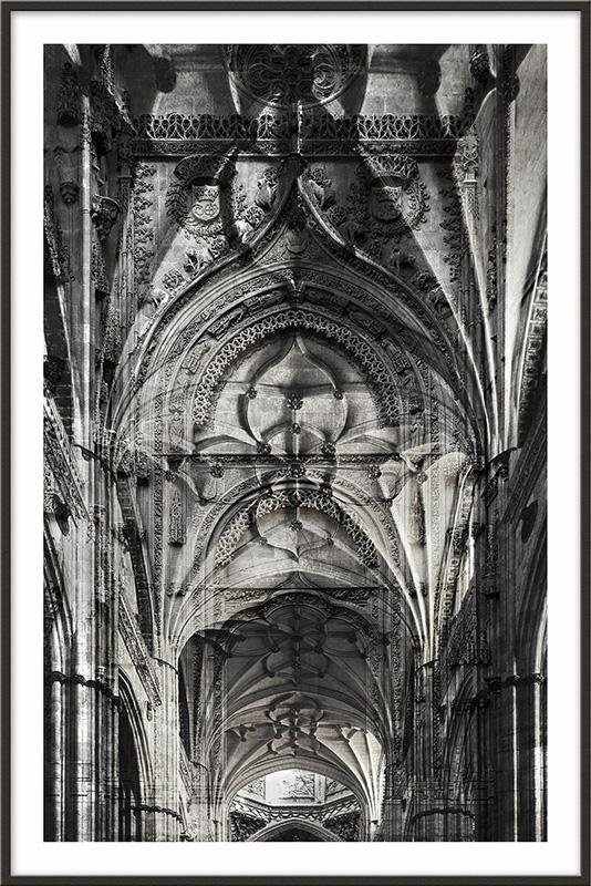 Salamanca, 2007, 254 x 169 cm (100 x 66 1/2 inches)