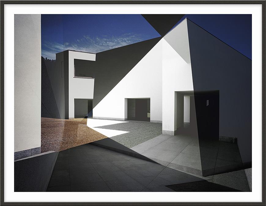 Serralves, 2005, 194 x 151,5 cm (76 1/4 x 59 3/4 inches) [architect: Álvaro Siza]