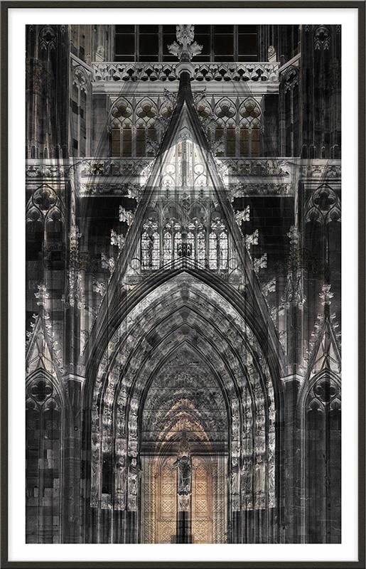 Cologne, 2008, 254 x 164 cm (100 x 64 1/2 inches)