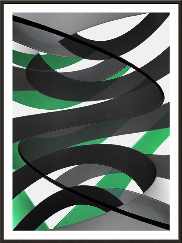 Guggenheim I, 2012, 212 x 159 cm (83,5 x 62,5 in) [architect: Frank Lloyd Wright]