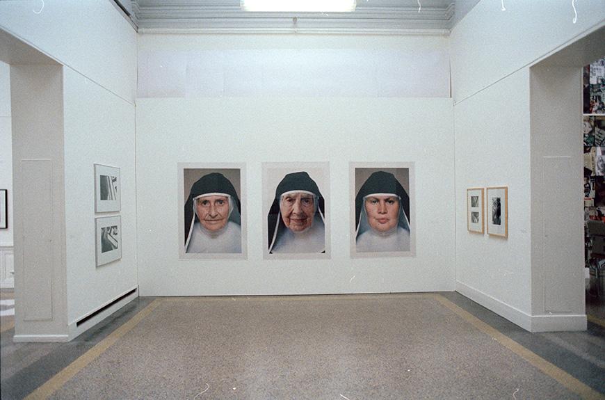 Kunstmuseum und Kunsthalle Bern, 1985