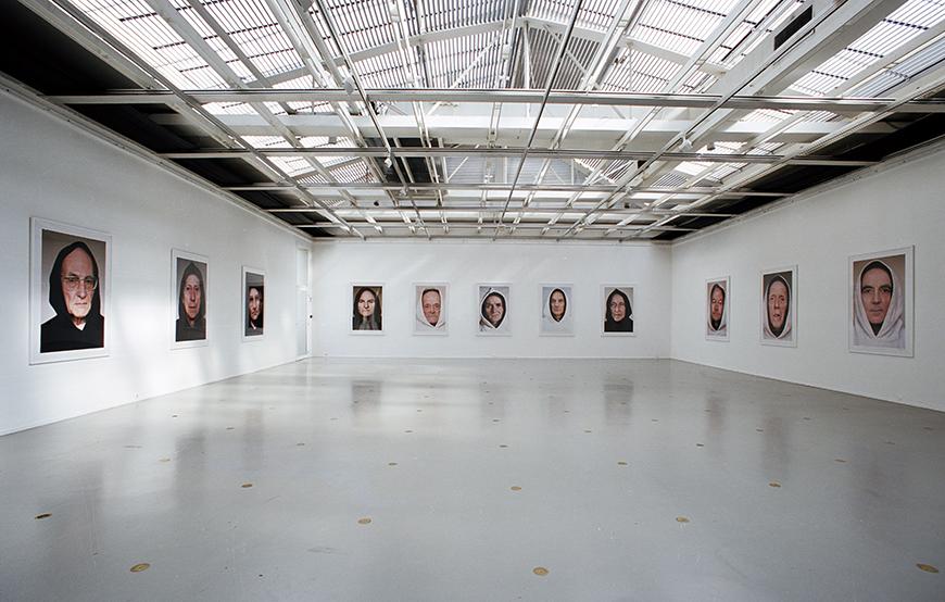 Musée d'Art Moderne de la Ville de Paris, 1989