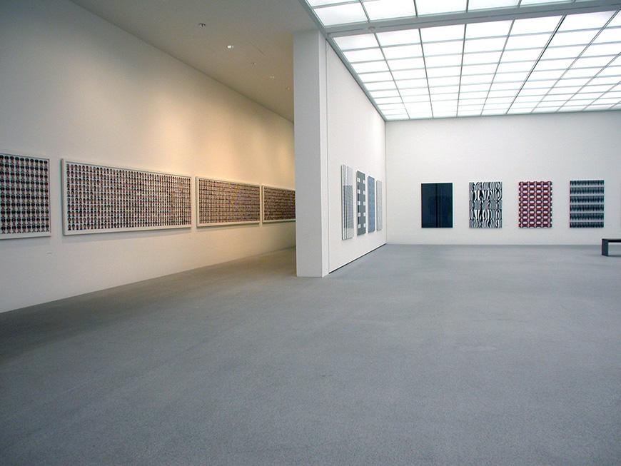 Pinakothek der Moderne, Munich, 2003