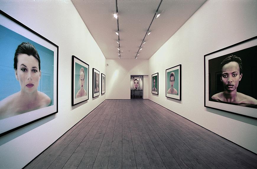 Galerie Isy Brachot, Paris, 1992
