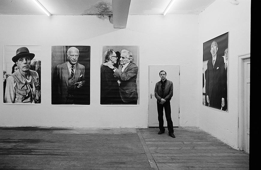 Galerie Loft, Munich, 1983