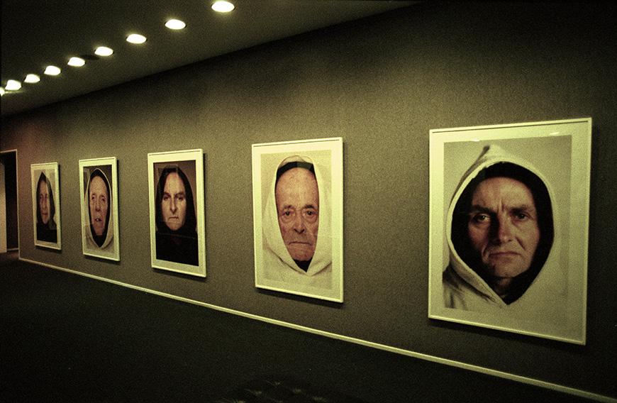 Kunsthalle Bielefeld, 1992