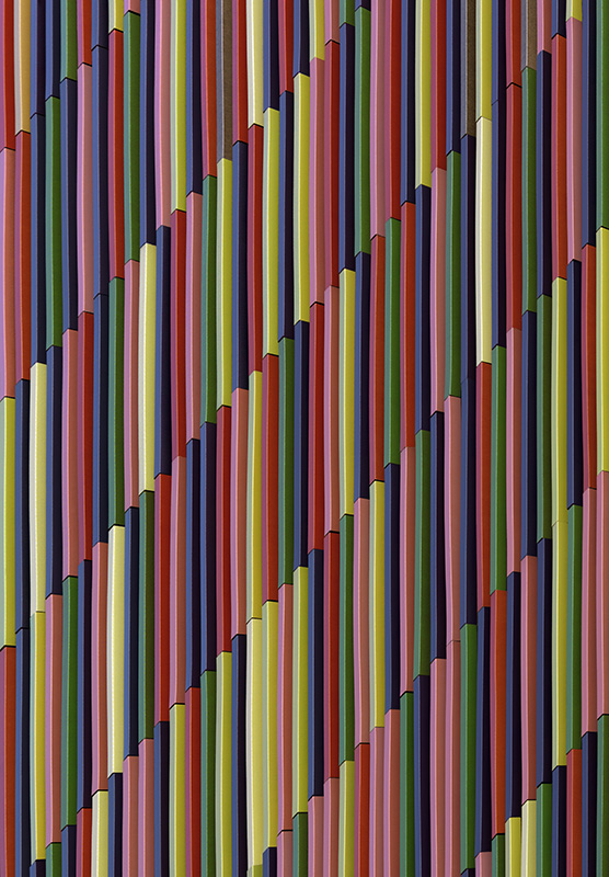 Museum, Munich, 2010, 180 x 125 cm (71 x 49 1/4 inches)