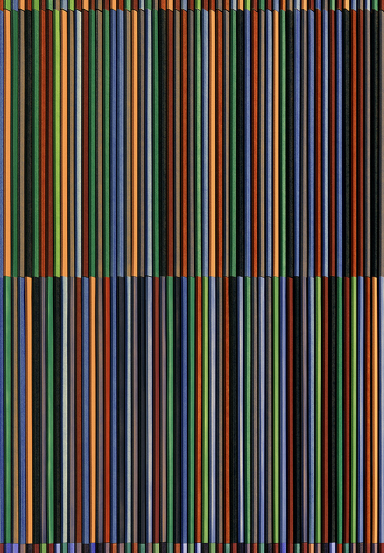 Museum, Munich (#2), 2011, 180 x 125 cm (71 x 49 1/4 inches)