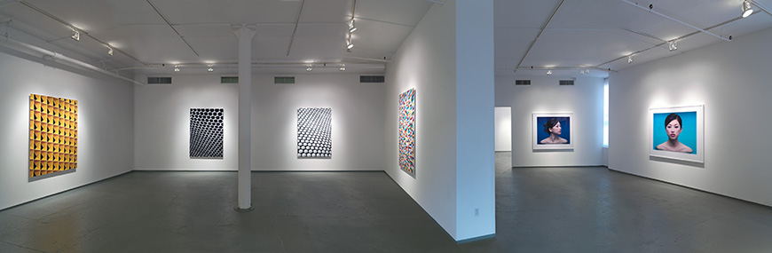 Von Lintel Gallery, New York, 2008